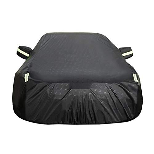 Funda de Coche Compatible con Mercedes-Benz SL65 AMG Convertible cubierta al aire libre a prueba de lluvia impermeable personalidad Snowproof protector solar Moda Oxford tela cubierta del coche
