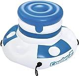 Bestway - Glacière flottante avec 6 porte-gobelets, diamètre 70 cm