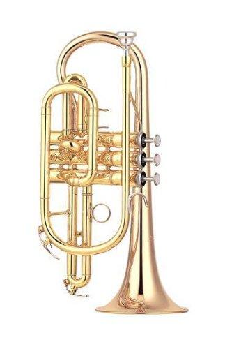 YAMAHA YCR4330G GOLDLACK Trompetten & Cornette Bb professionele klasse Cornette