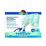 Master Aid Rollflex Acquastop 10 m x 10 cm - 1 Prodotto...
