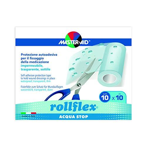 MASTER AID Master Aid Rollflex Acquastop mt 10x10 cm - 1 Prodotto