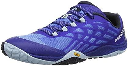 Merrell Trail Glove 4 Women 8 Blue Sport