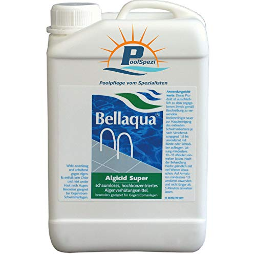 Elecsa bellaqua super algenverhütungsmittel 3 l