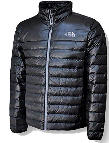 The North Face Men's Flare 550 Down Jacket, TNF Black, Medium