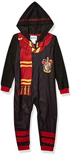 Harry Potter - Manta Polar con Capucha para niño, Harry Potter, X-Small