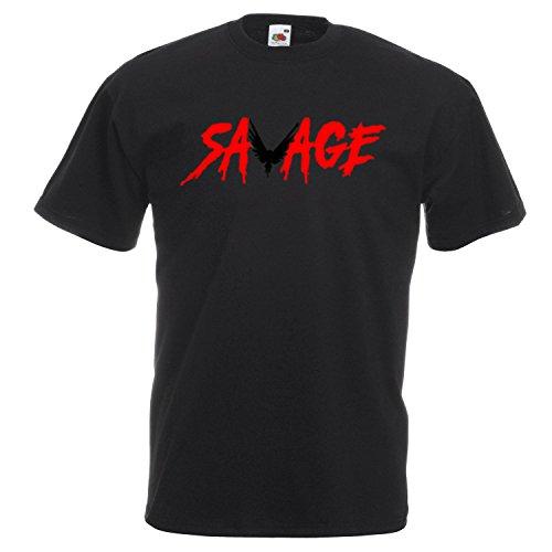 Generic - T-shirt - Homme - Noir - Medium