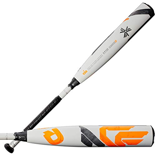 """DeMarini CF (-8) USSSA Baseball Bat- 2 3/4"""" Barrel - 30""""/22oz, Black, WTDXC8Z 2230-21"""