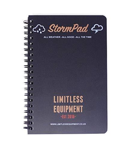 Limitless Equipment Tactical stormpad–90Seite Wasserdicht, Wetterfest Note Pad für Survival, Wandern, Klettern, Camping und Militärische Nutzung.