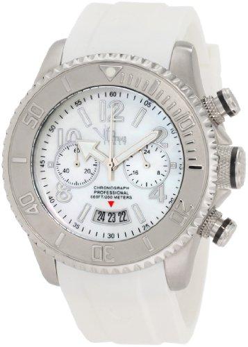 VIP TIME ITALY Reloj con Movimiento Cuarzo japonés Woman VP8024WH_WH 43 mm