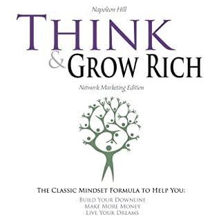 Think and Grow Rich - Network Marketing Edition                   Autor:                                                                                                                                 Napoleon Hill                               Sprecher:                                                                                                                                 Jim Kipping                      Spieldauer: 9 Std. und 48 Min.     3 Bewertungen     Gesamt 4,7