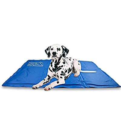 Home Intuition Chill Comfort Cooling Gel Pet Mat