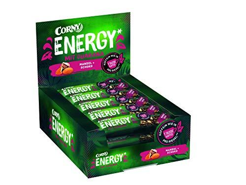 Corny Energy Mandel + Schoko, Koffein aus Guarana, 600 g