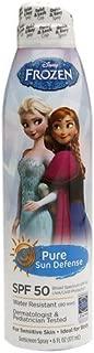 Pure Sun Defense Disney Frozen Sunscreen Spray SPF 50