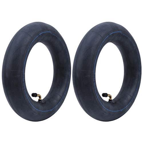 Jeanoko Piezas de Repuesto de neumáticos Delanteros/Traseros, Accesorios de Tubo Interior, fáciles de Usar y de extracción, diseñados para Scooter eléctrico Xiaomi N0.9 / Pro