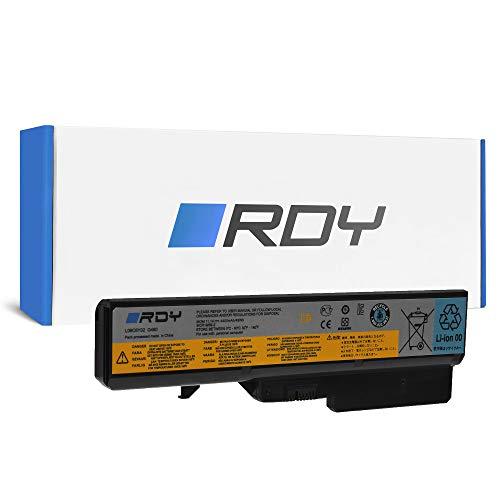 RDY Laptop Battery L08S6Y21 L09C6Y02 L09L6Y02 L09M6Y02 L09N6Y02 L09S6Y02 L10C6Y02 for Lenovo B470 B570 B575 G460 G470 G475 G560 G565 G570 G575 G770 G780 V570