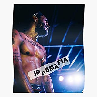 ADRIAFE Cover Type America American Jpegmafia Concert World Live | Impressive Posters for Room Decoration Printed with The Latest Modern Technology on semi-Glossy Paper Background