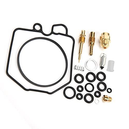 Reparación de carburador de motocicleta, kit de reparación de carburador anticorrosión de repuesto para Honda Goldwing 1100