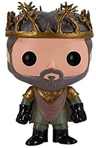 LJXGZY Juego de Tronos Pop Abbildung Baratheon Renly Acción Geschenk Regalo Escultura Juguete...