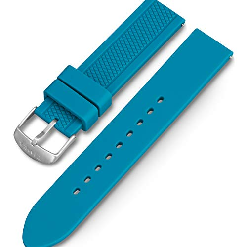 Buy Timex Unisex TW7C11800 Ironman GPS Teal Silicone Strap
