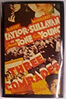 F. Scott Fitzgerald's Screenplay for Three Comrades 0809308533 Book Cover