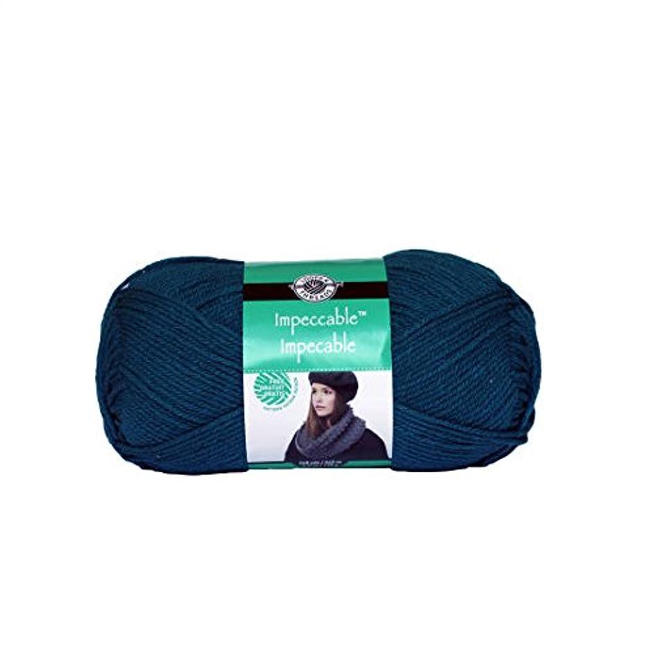Loops & Threads Impeccable Yarn 1 ball Teal 4.5 ounces