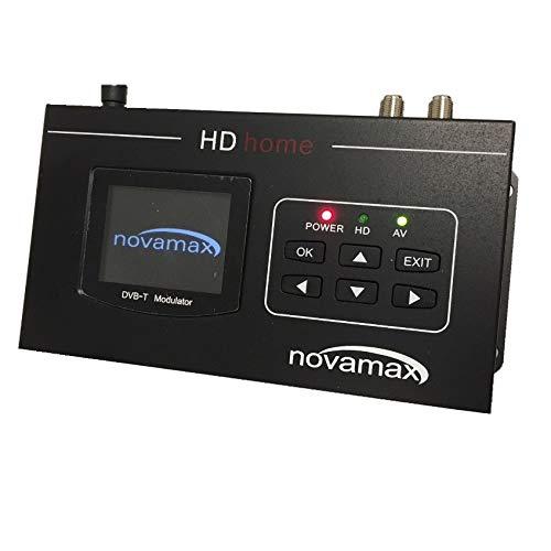 Modulador HDMI de 1080p con Salida COFDM de Novamax