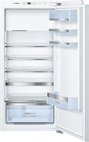 Bosch KIL42AF30 Serie 6 Einbau-Kühlschrank mit Gefrierfach / A++ / 122,5 cm Nischenhöhe / 172 kWh/Jahr / 195 L / VitaFresh plus / VarioShelf