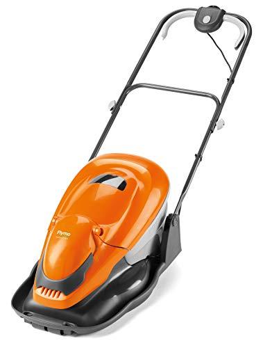 Flymo 970483562 Leichter elektrischer Luftkissenrasenmäher mit, 1800 W, orange