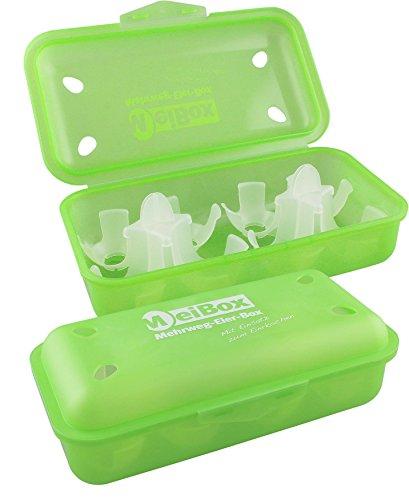 MeiBox - Mehrweg-Eier-Box, 2er-Set