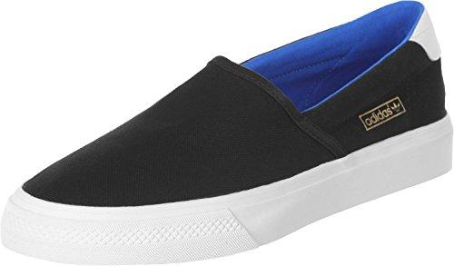 adidas Adidrill Vulc Schuhe 8,0 black/white/blue