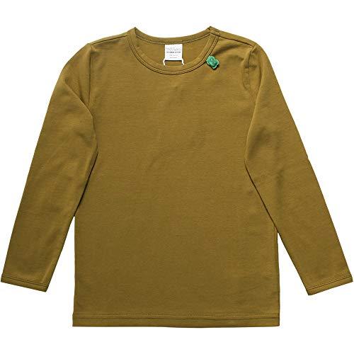Fred's World by Green Cotton Jungen Alfa T T-Shirt, Grün (Dark Olive 018083206), (Herstellergröße:122)