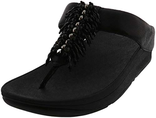 FitFlop Women's Velma Adorn Toe-Thongs