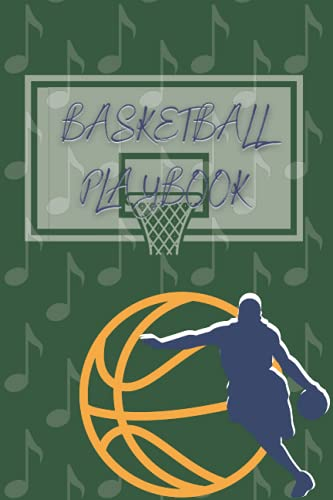 Basketball Playbook: Lined notebook gift for Utah Jazz fans, or people that love basketball