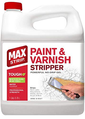 MAX Strip Paint & Varnish Stripper 1 Gallon