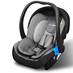 Trumom (USA) Infant Baby Car Seat, Carry Cot and Rocker with Canopy for Kids 0 to 15 Months Old (Upto 13 kgs) …,Trumom,Carry_Cot