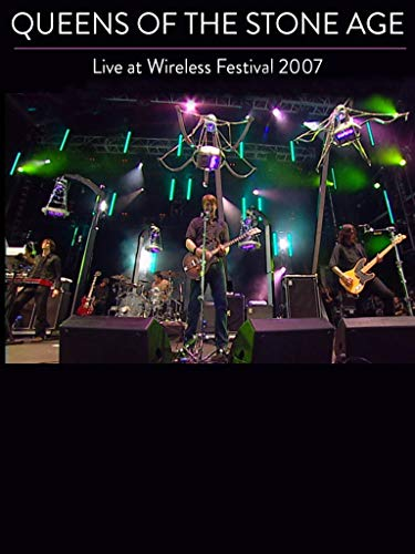 Queens of the Stone Age - Live at the Wireless Festival 2007