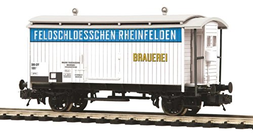 Mth Electric Trains 120909070 – Privé bière Wagenfeld schloe sschen