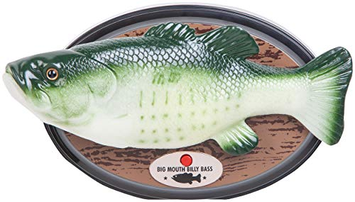 Big Mouth Billy Bass – Compatible with Alexa