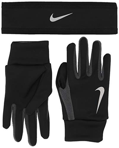 Nike Women's Run Thermal Headband and Glove Set