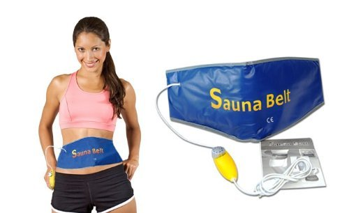 EASY BREATHER Smart Sauna Belt Slimming Healthy for Exercise Weight Lose