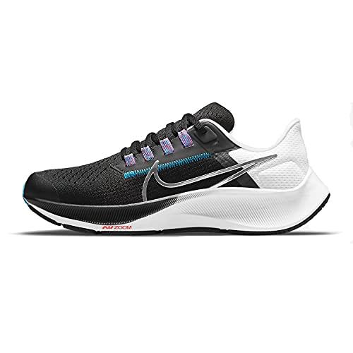 Nike Air Zoom Pegasus 38 (GS) CZ4178-015.Negra/Blanca, 36.5 EU
