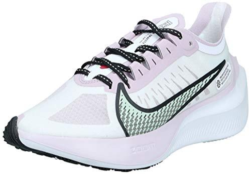 Nike BQ3203-102, Running Shoe Womens, White/Pistachio Frost-Iced Lilac-Black
