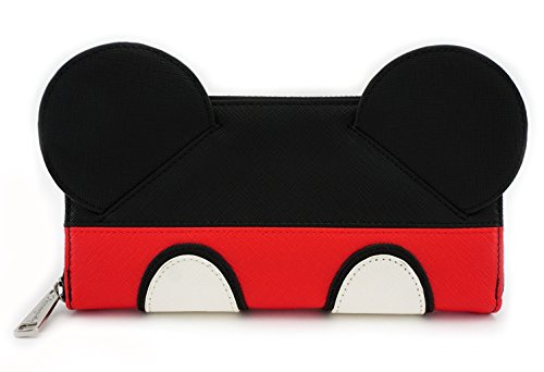 Loungefly Disney - Cartera de Mickey Mouse