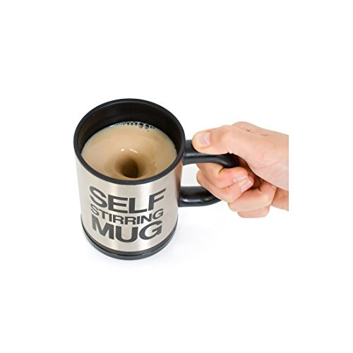 Gadget and Gifts Lazy Mug, la Tazza Auto mescolante