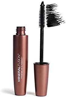 Mineral Fusion Lengthening Mascara, Graphite.57 Ounce