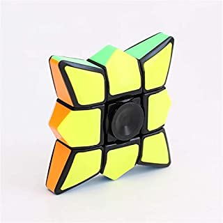 Fidget Spinner - Creative 1x3x3 Magic Toys Cube Fidget Spinner Brain Teaser Cubes Spinner Toy Anti-stress Puzzle Toys For ...