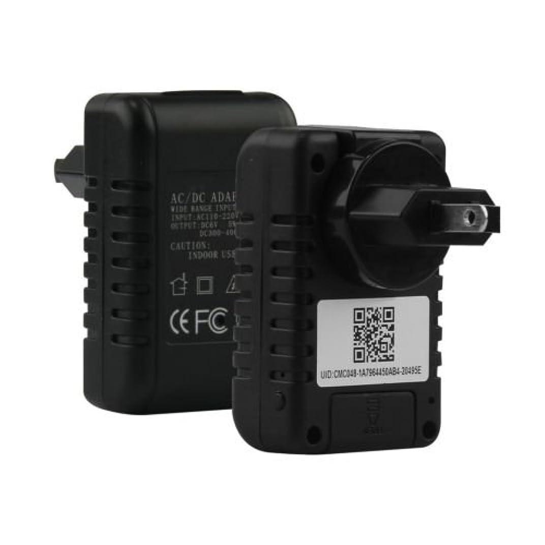 洗剤さらにやりがいのあるFidgetGear 32 G WiFiウォールミニスパイカメラ1080 PビデオレコーダーDVR USプラグアダプター