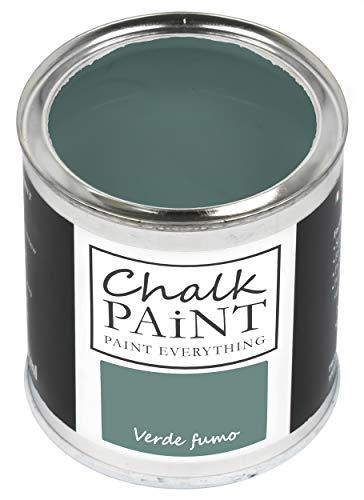 Chalk PAiNT PAINT EVERYTHING Pintura Shabby Chic Chalk Paint, verde humo, 250 ml