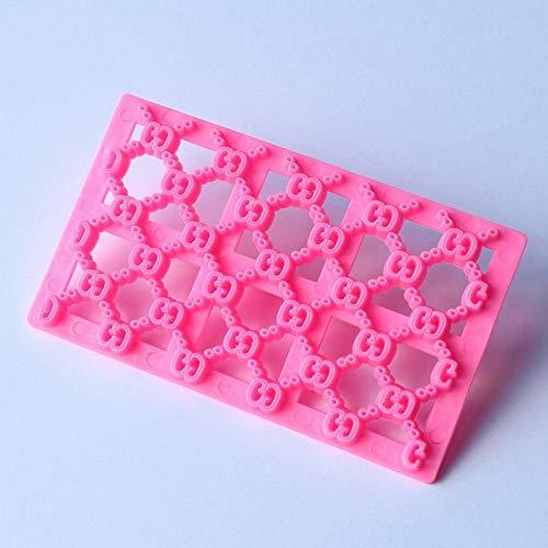 xiaoxioaguo DIY Druck Keks Kuchen Form Keks Papier Ausstecher Blume Buchstaben Prägen Fondant Kuchen Dekoration Werkzeug