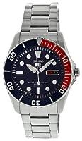 [セイコー]SEIKO 5 スポーツ 腕時計 機械式(自動巻き) 日本製 海外モデル SNZF15J1 メンズ [並行輸入品]